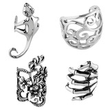 view all Surgical Steel Ear Cuffs body jewellery