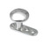 Titanium Dermal Anchor with Titanium Smooth Disk Top - SKU 11310