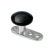 Titanium Dermal Anchor with Titanium Smooth Disk Top - SKU 11312