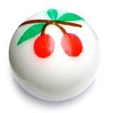 Acrylic Cherry Ball Default