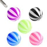 Acrylic Beach Ball 1.2 / 3
