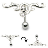 Belly Bar - Tribal (TU1213) TU1213