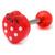 Acrylic Juicy Strawberry Barbell - SKU 14236