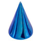 Titanium Cones 1.6mm, 6mm, Blue
