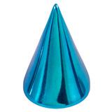 Titanium Cones 1.6mm, 6mm, Turquoise