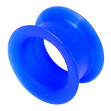 Silicone Tunnel 32-40mm 40mm, Blue
