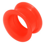 Silicone Tunnel 32-40mm 34mm, Red