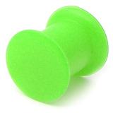 Silicone Plug 4-20mm 6 / green
