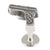 Steel Labret with Cast Steel Attachment 1.6mm - SKU 14714