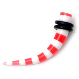 Acrylic Candy Claw Stretchers 8 / red