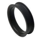 Silicone Tunnel 42-50mm 48 / black