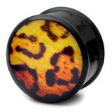 Acrylic Logo Plugs 6-14mm - SKU 15565