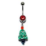 Belly Bar - Christmas (XMAS) XMAS-11 - Christmas Tree