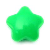 Acrylic Neon Star Attachment green