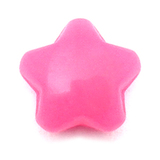 Acrylic Neon Star Attachment pink