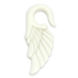 Acrylic Angel Wing Stretcher 4 / White
