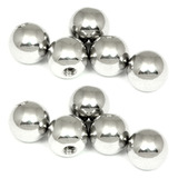 Steel Balls - threaded Pack of 10 balls 1.0x3mm