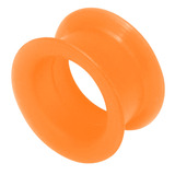 Silicone Tunnel 32-40mm 40mm, Orange