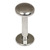 Titanium Labrets with Disk Top 1.6mm Gauge, 4mm Disk - SKU 20602