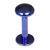 Titanium Labrets with Disk Top 1.6mm Gauge, 4mm Disk - SKU 20618