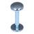 Titanium Labrets with Disk Top 1.6mm Gauge, 4mm Disk - SKU 20620