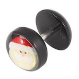 Acrylic Logo Fake Plug - Christmas Xmas Christmas Santa
