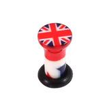 Acrylic Union Jack Flag Plug 6
