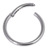 Steel Hinged Segment Ring (Clicker) - SKU 23300