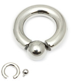 Steel BCR with Screw-in Ball 12mm, 19mm, (15mm)