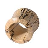 Organic Eyelet Tunnel Tamarind Wood (OE18) 18mm