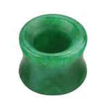 Jade Stone Double Flared Eyelet Tunnel 10mm