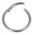 Titanium Hinged Segment Ring (Clicker) 1.2 and 1.6mm Gauge - SKU 29668