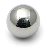 Steel Balls - threaded One ball only 1.0x2mm