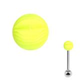 Silicone Cover - Pleasure Dome yellow
