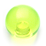 Acrylic Ball (Plain) 1.2mm, 3mm / Green