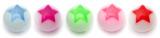 Acrylic 5 Star Balls 6