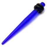 Acrylic Plain Stretcher - Straight 1.6-9mm 3 / Blue