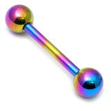Titanium Barbell 1.6mm  6-16mm 16mm, 5mm, Rainbow