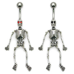 Skeleton Belly Bar