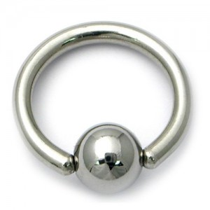 Ball closure rings (BCRs)