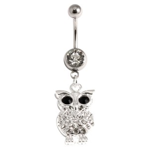 Belly Bar - Jewelled Owl