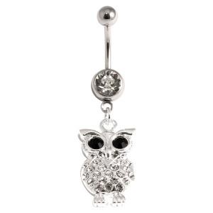Belly Bar - Jewelled Owl