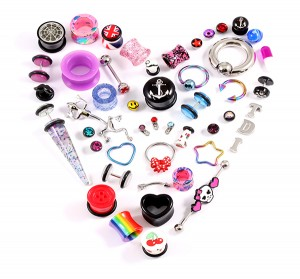 Love TDi Body Jewellery